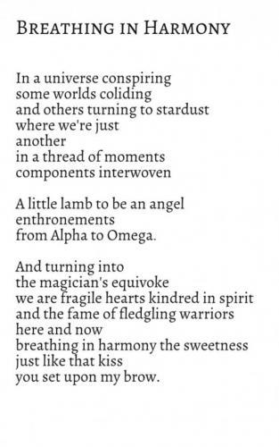 Breathing in Harmony