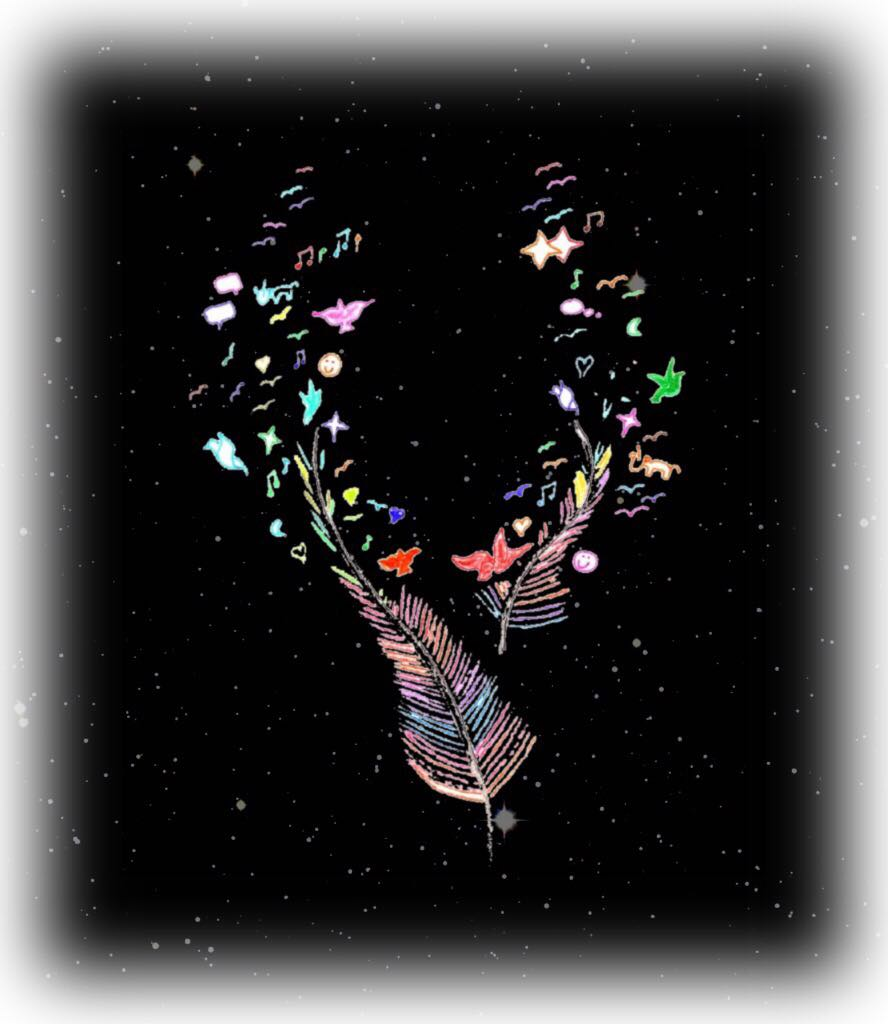 feathers-less-stars